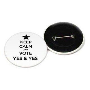 Keep Calm Yes & Yes - Ref.2001901